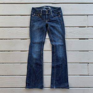 [ SOLD ] American Eagle Artist Jeans Dark Wash